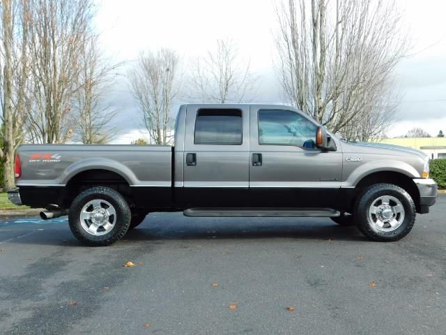 2002 Ford F-250 Super Duty Lariat 4dr / 4X4 / 7.3L Diesel / FX4 - Photo 4 - Portland, OR 97217