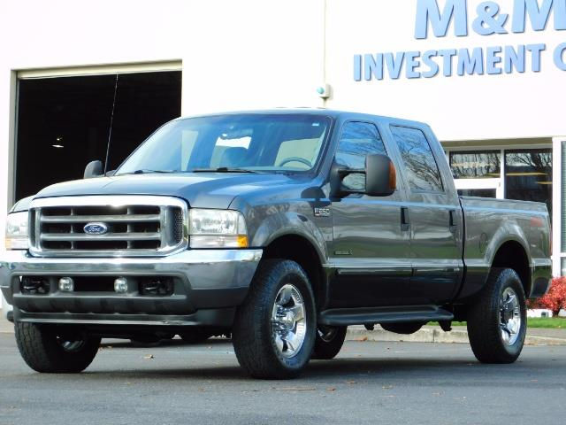 2002 Ford F-250 Super Duty Lariat 4dr / 4X4 / 7.3L Diesel / FX4 - Photo 45 - Portland, OR 97217