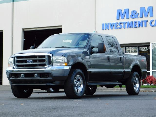 2002 Ford F-250 Super Duty Lariat 4dr / 4X4 / 7.3L Diesel / FX4 - Photo 48 - Portland, OR 97217