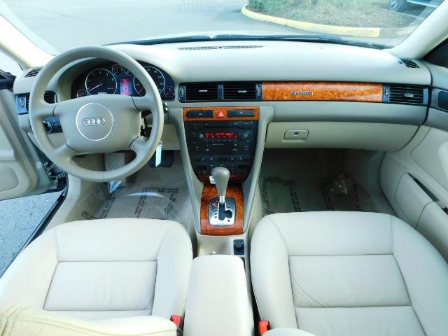 2002 Audi A6 3.0 quattro/  AWD / Leather / Heated / 64K MILES - Photo 20 - Portland, OR 97217