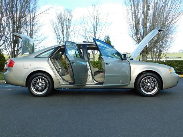 2002 Audi A6 3.0 quattro/  AWD / Leather / Heated / 64K MILES - Photo 31 - Portland, OR 97217