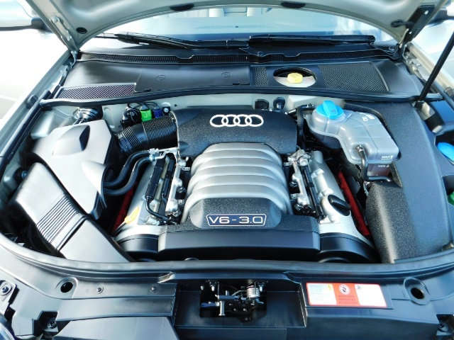 2002 Audi A6 3.0 quattro/  AWD / Leather / Heated / 64K MILES - Photo 34 - Portland, OR 97217