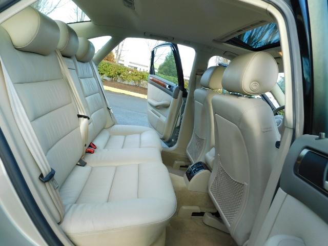 2002 Audi A6 3.0 quattro/  AWD / Leather / Heated / 64K MILES - Photo 16 - Portland, OR 97217