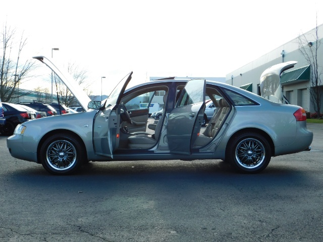 2002 Audi A6 3.0 quattro/  AWD / Leather / Heated / 64K MILES - Photo 26 - Portland, OR 97217