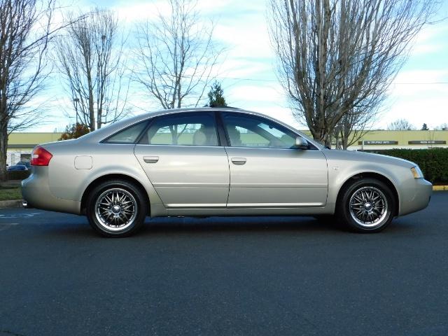 2002 Audi A6 3.0 quattro/  AWD / Leather / Heated / 64K MILES - Photo 4 - Portland, OR 97217