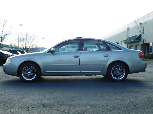 2002 Audi A6 3.0 quattro/  AWD / Leather / Heated / 64K MILES - Photo 3 - Portland, OR 97217