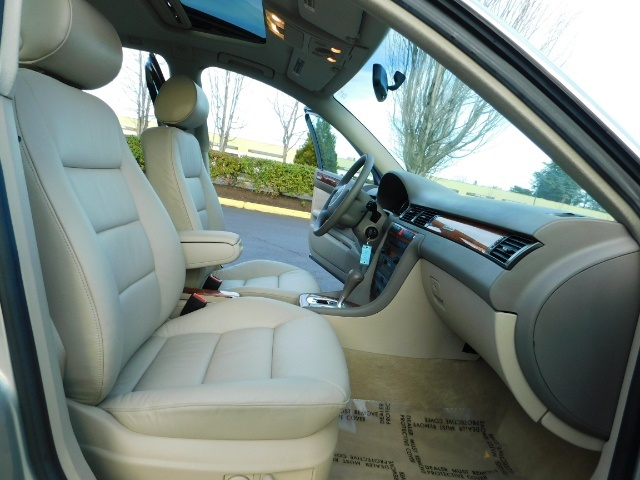 2002 Audi A6 3.0 quattro/  AWD / Leather / Heated / 64K MILES - Photo 17 - Portland, OR 97217