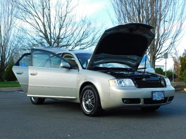 2002 Audi A6 3.0 quattro/  AWD / Leather / Heated / 64K MILES - Photo 32 - Portland, OR 97217