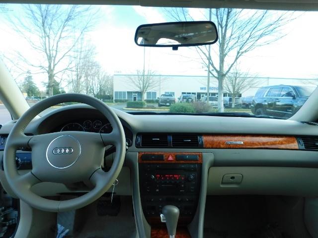 2002 Audi A6 3.0 quattro/  AWD / Leather / Heated / 64K MILES - Photo 36 - Portland, OR 97217