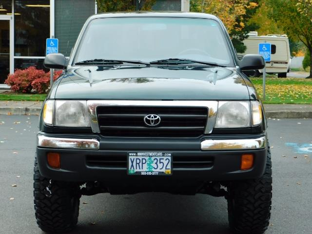 2000 Toyota Tacoma 4X4 V6 3.4L / MANUAL 5 SPEED / LIFTED / 103K MILES - Photo 5 - Portland, OR 97217