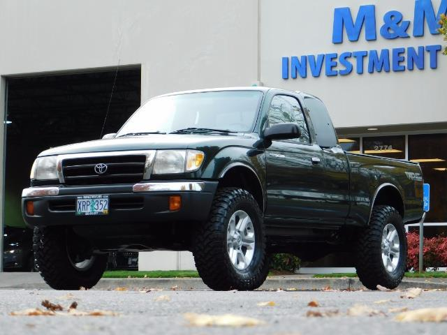 2000 Toyota Tacoma 4X4 V6 3.4L / MANUAL 5 SPEED / LIFTED / 103K MILES - Photo 40 - Portland, OR 97217