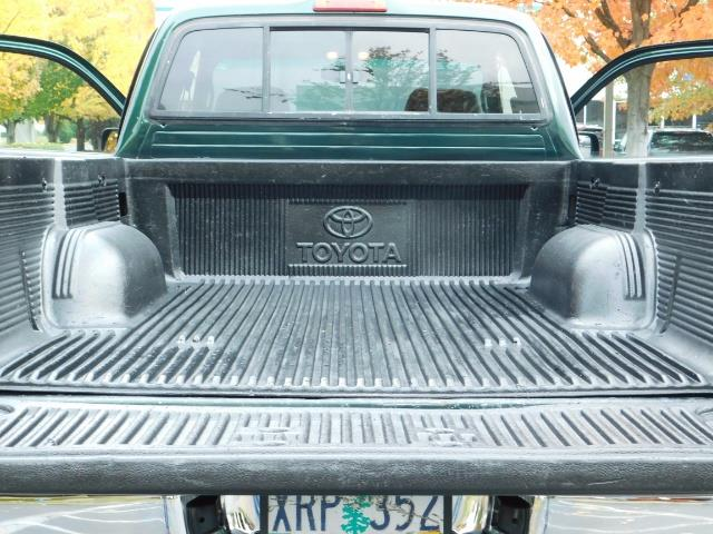 2000 Toyota Tacoma 4X4 V6 3.4L / MANUAL 5 SPEED / LIFTED / 103K MILES - Photo 27 - Portland, OR 97217