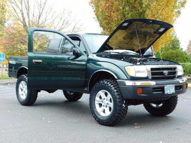 2000 Toyota Tacoma 4X4 V6 3.4L / MANUAL 5 SPEED / LIFTED / 103K MILES - Photo 29 - Portland, OR 97217