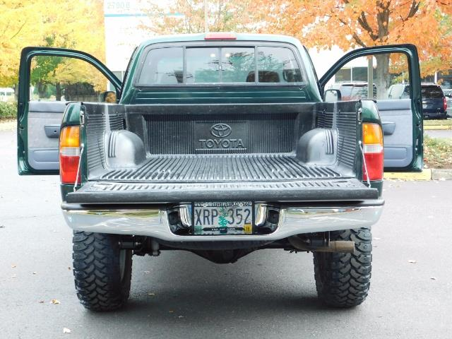 2000 Toyota Tacoma 4X4 V6 3.4L / MANUAL 5 SPEED / LIFTED / 103K MILES - Photo 26 - Portland, OR 97217