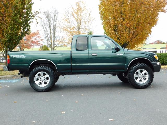 2000 Toyota Tacoma 4X4 V6 3.4L / MANUAL 5 SPEED / LIFTED / 103K MILES - Photo 4 - Portland, OR 97217