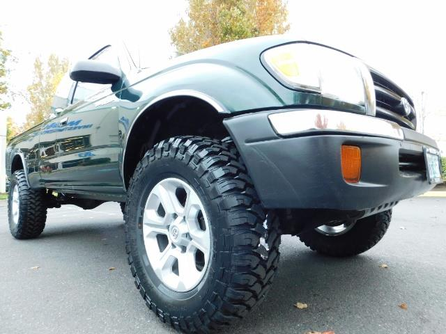 2000 Toyota Tacoma 4X4 V6 3.4L / MANUAL 5 SPEED / LIFTED / 103K MILES - Photo 10 - Portland, OR 97217