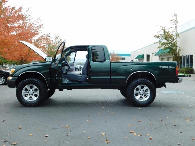 2000 Toyota Tacoma 4X4 V6 3.4L / MANUAL 5 SPEED / LIFTED / 103K MILES - Photo 20 - Portland, OR 97217