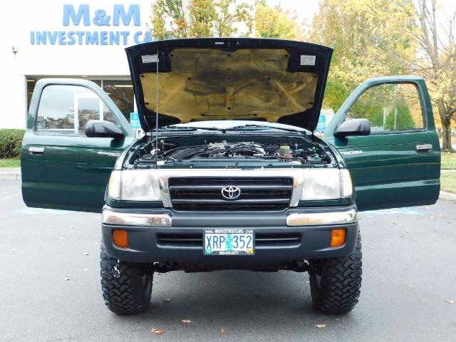 2000 Toyota Tacoma 4X4 V6 3.4L / MANUAL 5 SPEED / LIFTED / 103K MILES - Photo 30 - Portland, OR 97217