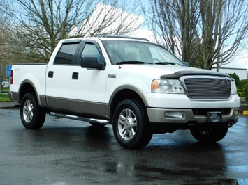 2005 Ford F-150 Lariat 4dr SuperCrew Lariat 4WD MOON ROOF