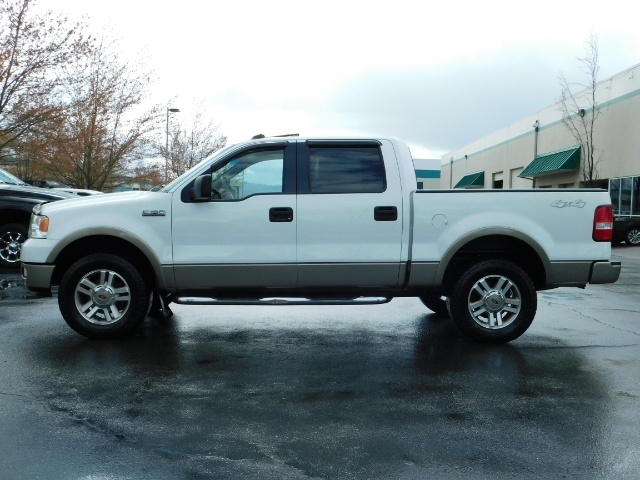 2005 Ford F-150 Lariat 4dr SuperCrew Lariat 4WD MOON ROOF - Photo 4 - Portland, OR 97217