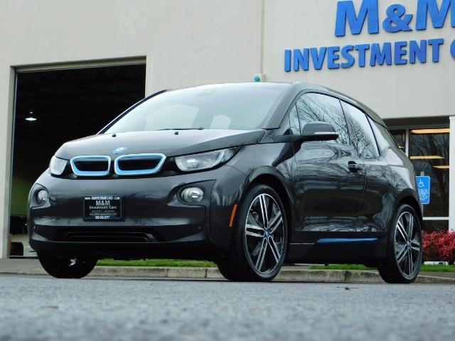 2014 BMW i3 TERA WORLD / NAVi / Self Park / Leather / LOADED - Photo 42 - Portland, OR 97217