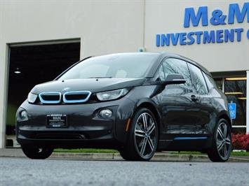 2014 BMW i3 TERA WORLD / NAVi / Self Park / Leather / LOADED Hatchback