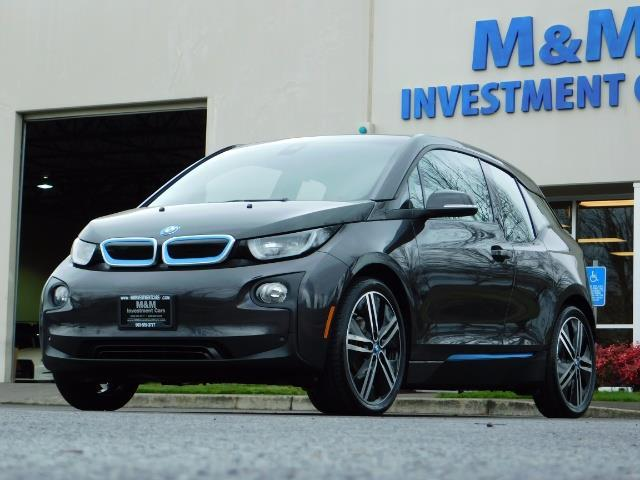 2014 BMW i3 TERA WORLD / NAVi / Self Park / Leather / LOADED - Photo 1 - Portland, OR 97217