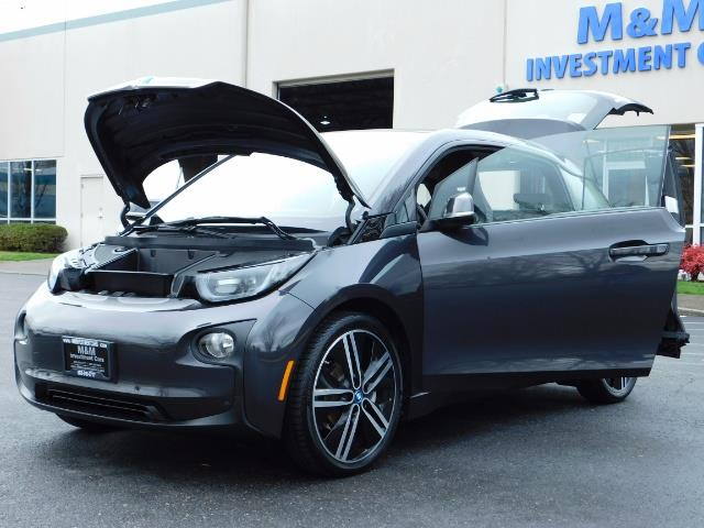 2014 BMW i3 TERA WORLD / NAVi / Self Park / Leather / LOADED - Photo 33 - Portland, OR 97217
