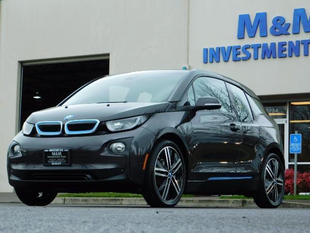 2014 BMW i3 TERA WORLD / NAVi / Self Park / Leather / LOADED - Photo 41 - Portland, OR 97217