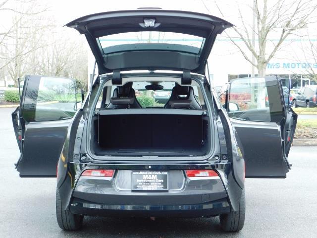 2014 BMW i3 TERA WORLD / NAVi / Self Park / Leather / LOADED - Photo 27 - Portland, OR 97217