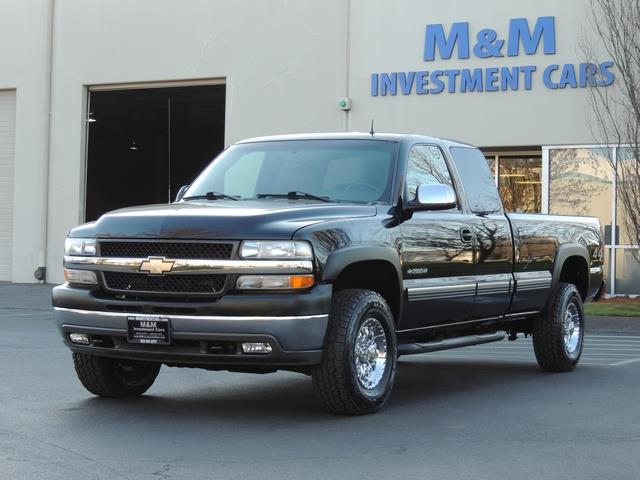 Silverado Extended Cab Long Bed