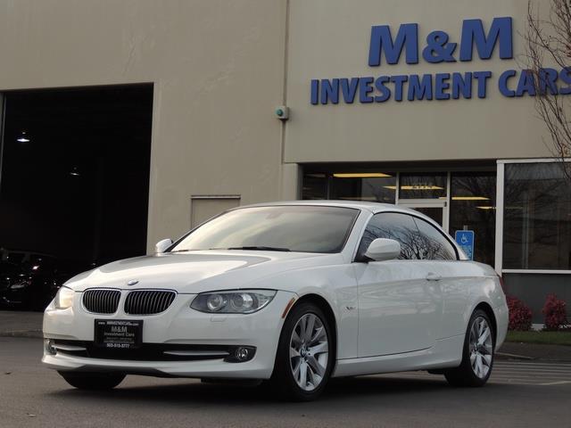 2013 BMW 328i Hardtop Convertible Heated Seats 1 OWNE