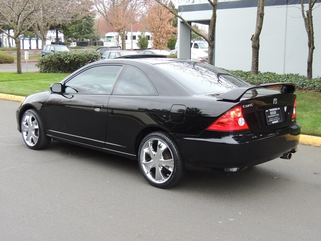2004 honda civic coupe ex