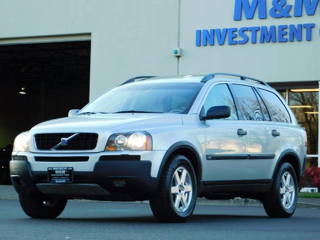 2004 Volvo XC90 2.5T / Leather / Heated seats / Rear DVD/ Low mile - Photo 49 - Portland, OR 97217