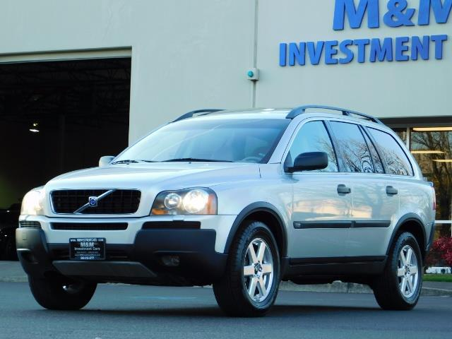 2004 Volvo XC90 2.5T / Leather / Heated seats / Rear DVD/ Low mile - Photo 1 - Portland, OR 97217