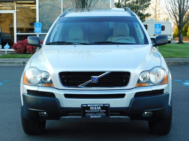 2004 Volvo XC90 2.5T / Leather / Heated seats / Rear DVD/ Low mile - Photo 5 - Portland, OR 97217
