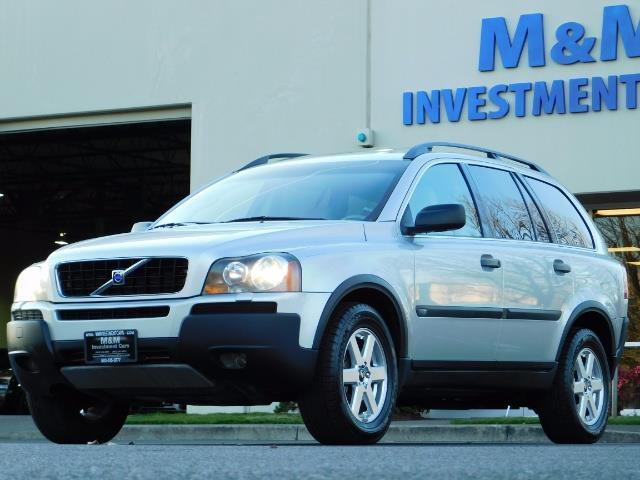 2004 Volvo XC90 2.5T / Leather / Heated seats / Rear DVD/ Low mile - Photo 44 - Portland, OR 97217