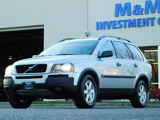 2004 Volvo XC90 2.5T / Leather / Heated seats / Rear DVD/ Low mile - Photo 47 - Portland, OR 97217