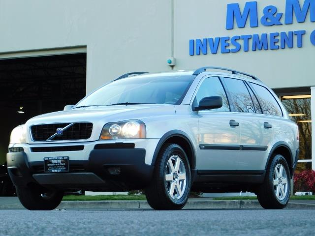 2004 Volvo XC90 2.5T / Leather / Heated seats / Rear DVD/ Low mile - Photo 46 - Portland, OR 97217