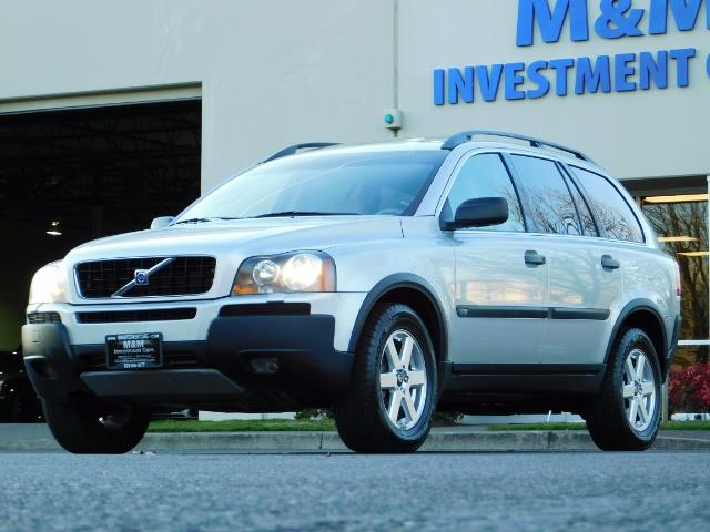 2004 Volvo XC90 2.5T / Leather / Heated seats / Rear DVD/ Low mile - Photo 45 - Portland, OR 97217