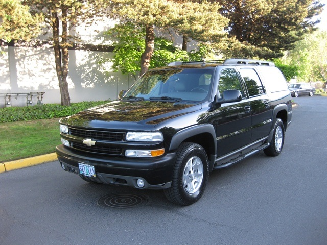 2003 chevrolet suburban 1500 lt 4wd z71 off road pkg 8 passengers loaded 2003 chevrolet suburban 1500 lt 4wd z71