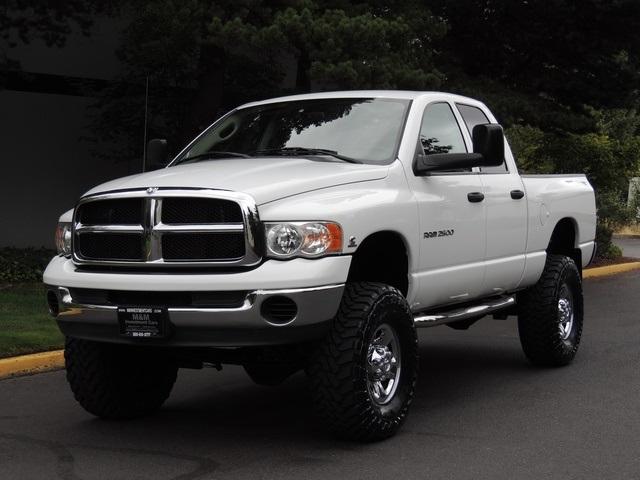 2005 Dodge Ram 2500 >> 2005 Dodge Ram 2500 Slt 4x4 5 9l Cummins Diesel 6 Spd