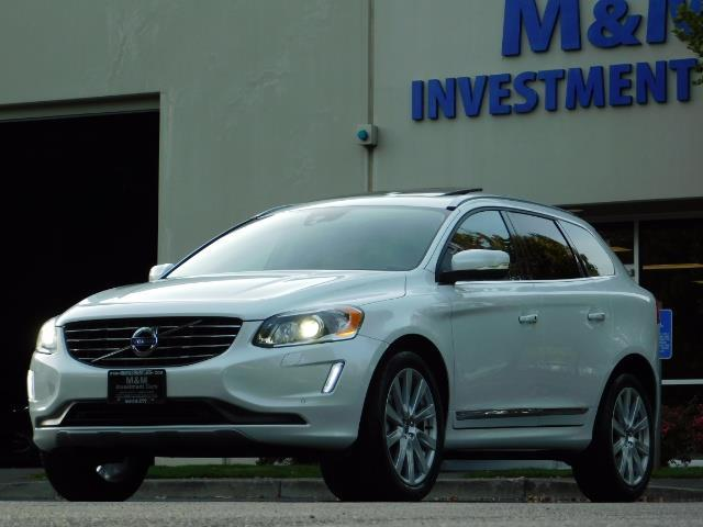 2017 Volvo XC60 T5 Inscription / Navigation / Backup / BLIS / Pano - Photo 51 - Portland, OR 97217