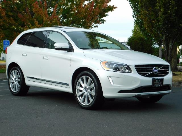 2017 Volvo XC60 T5 Inscription / Navigation / Backup / BLIS / Pano - Photo 2 - Portland, OR 97217