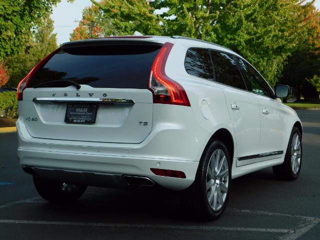2017 Volvo XC60 T5 Inscription / Navigation / Backup / BLIS / Pano - Photo 8 - Portland, OR 97217