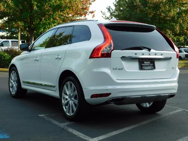 2017 Volvo XC60 T5 Inscription / Navigation / Backup / BLIS / Pano - Photo 7 - Portland, OR 97217