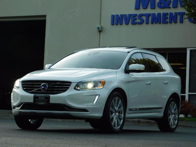2017 Volvo XC60 T5 Inscription / Navigation / Backup / BLIS / Pano - Photo 49 - Portland, OR 97217