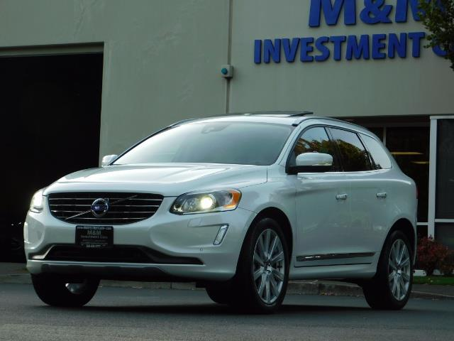 2017 Volvo XC60 T5 Inscription / Navigation / Backup / BLIS / Pano - Photo 52 - Portland, OR 97217