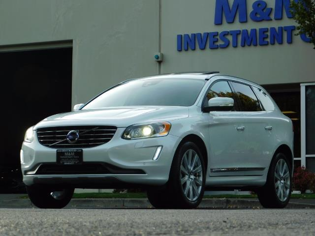 2017 Volvo XC60 T5 Inscription / Navigation / Backup / BLIS / Pano - Photo 1 - Portland, OR 97217