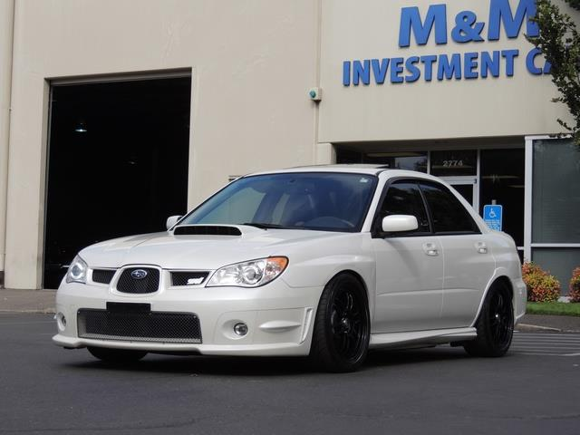 2007 Subaru Wrx Sti >> 2007 Subaru Impreza Wrx Sti Limited Awd Leather Sunroof